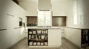 kitchen design accompanied