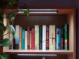 Bookshelf Lighting Led Bookcase Lights Bobsrugbycom