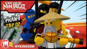 Bí Mật Cơn Lốc Ninjago - Phần 1 | Tập 02 : Gia Đình - Phim Hoạt Hình Lông  Tiếng Việt - XanhSky - Bầu trời xanh