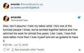 Womens Tattoo Looks Oddly Familiar Tattoo Ideas Artists And Models