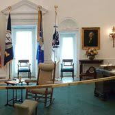 lbj oval office. Photo Of LBJ Presidential Library - Austin, TX, United States. Replica The Lbj Oval Office A
