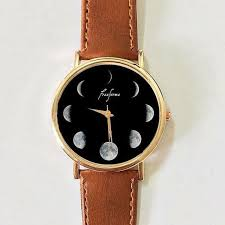 25 best ideas about vintage mens watches men s moon phases watch women watches men s watch vintage by forme not real leather supernatural style