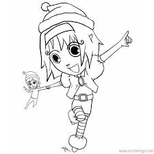 Learn to draw and color elf on the shelf download this elf on the shelf coloring page at home for free!visit. Elf On The Shelf Fan Art Coloring Pages Xcolorings Com