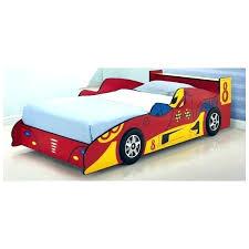 racing car bedroom furniture. Car Bedroom Toddler Kids Red Racing Race Bed Frame Childrens Furniture Storm