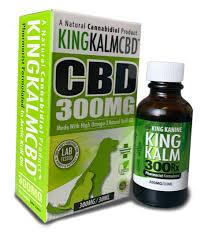 King Kanine King Kalm Cbd 300mg Large Size Pet Dog Formula