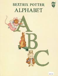 Alphabet By Beatrix Potter Cross Stitch Patterns By Green
