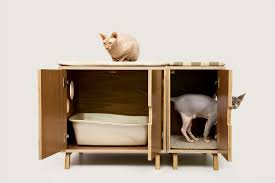 12 photos gallery of using cat litter box furniture crystals arena kitty litter box