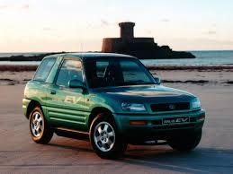 1997 Toyota Rav 4 i (xa) – pictures, information and specs - Auto ...