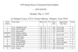 Spring 2019 Eos Tournament Diva