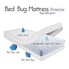 mattress protector bed bugs. Perfect Protector Shop Windsor Home Waterproof Bed Bug Dust Mite Cotton Mattress Protector   On Sale Free Shipping Orders Over 45 Overstockcom 8499496 And Bugs S