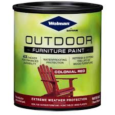 wolman 1 qt colonial red outdoor