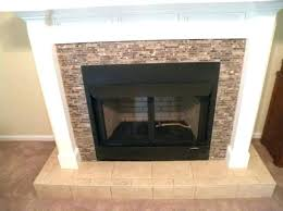 fireplace ceramic glass design mosaic tile mosaics around furnace on can be used surround white glass tile fireplace surround
