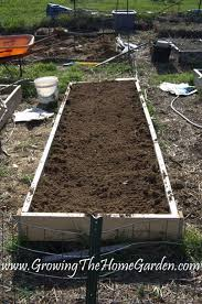 Small Picture 11 Tips for Designing a Raised Bed Vegetable Garden Layout
