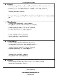 staar expository essay graphic organizer teaching resources  staar 7th grade expository essay outline staar 7th grade expository essay outline