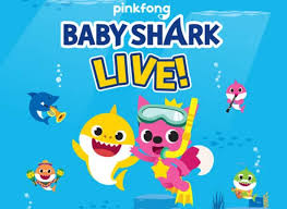 Sharks Interactive Seating Chart Baby Shark Live Hennepin Theatre Trust