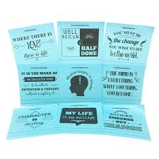 Sticky Notes Words Of Wisdom Inspirational Quotes Perfect For