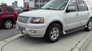 2005 Ford Expedition Limited 4WD 3I140013 - YouTube
