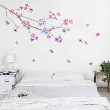 bedroom blossom branch wall sticker by oakdene designs notonthehighstreet com bedroom room stickers ideas master