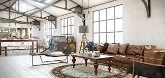 Industrial Chic Living Room Design Ideas - I want to live here in some  super cool location.   Cool house ideas   Pinterest   Chic living room, ...
