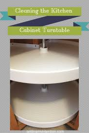 Cabinet Magic Cleaner Cleaning Our Kitchen Corner Cabinet Turntable We The Ojays And