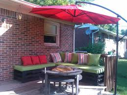 outdoor furniture with pallets. Pallet Patio Furniture Sofa Pads Outdoor With Pallets