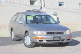 """1992 TOYOTA CAMRY WAGON LE """"1 OWNER WAGON"""" $1,850.00 SOLD ..."""