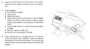 How Cold Should My Ac Be Honda Tech Honda Forum Discussion