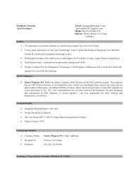 Java Developer Resume Bravebtr