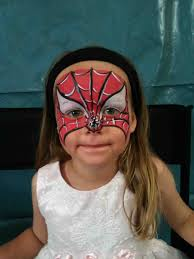 painting spider face paint makeup spider woman make up tutorial cristina vives spider face