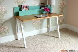 3 diy modern lindsay desk