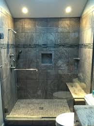 grey shower tiles. 33 Dazzling Design Ideas Dark Grey Shower Tile Bathroom Best Subway In With Glass Regarding Gray Tiled Throughout Prepare Inside 5 For Tiles L
