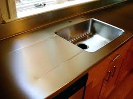stainless steel countertops and sinks creative commercial