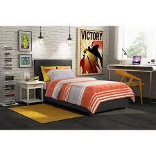Platform Bedroom Varick Gallery Spruce Hill Upholstered Platform Bed Reviews