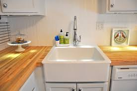 Detailed Instructions For Installing An Ikea Apron Sink Kitchen