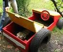 Детскую машину из дерева