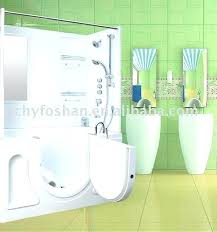 walk in tub shower combo walk in tub and shower combo walk in tub with shower