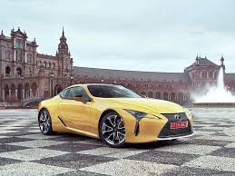lexus sports car 2018. 2018 lexus lc road test and review sports car