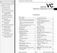 nissan leaf model ze0 series 2011 factory service manual pdf enlarge