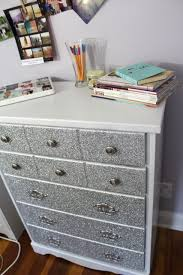 sparkly bedroom furniture. 31 Sparkling DIY Decoration Ideas To Jazz Up Your Life Glitter Dresser Girls Bedroom For Sparkly Furniture