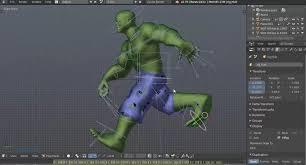 blender animation software free