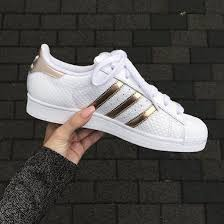 adidas shoes gold and white. shoes adidas orginals white gold rose superstar stan smith sneakers and t