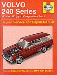 Volvo 240 Series Service and Repair Manual by Steve Churchill (English)  Hardcove | eBay