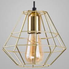 Подвесной <b>светильник TK Lighting</b> Diamond Gold <b>2575</b> Diamond ...
