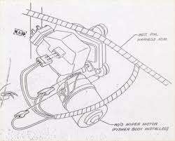 ford wiper motor wiring diagram image details 69 camaro wiper motor wiring diagram