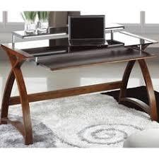 home office glass desks. Black Glass Desk PC201 | Curve Walnut Veneer Furniture Collection Home Office Desks