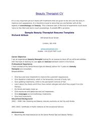 Resume Objective Examples For Youth Counselor Your Prospex