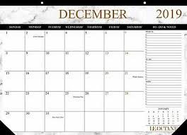 daily page calendar