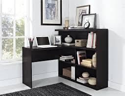ameriwood furniture trilium way sit stand l shaped desk espresso