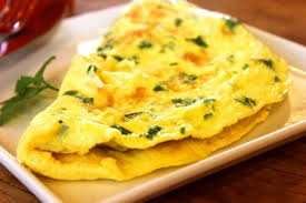 ostrich egg omelette recipe south