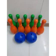 Đồ chơi bowling cho bé vận động